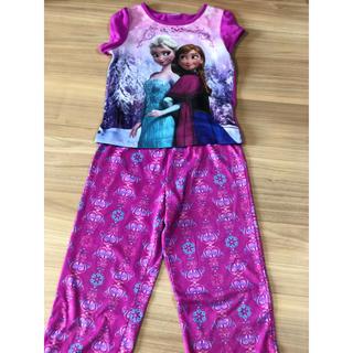 ディズニー(Disney)のアナと雪の女王パジャマ三枚セット(パジャマ)