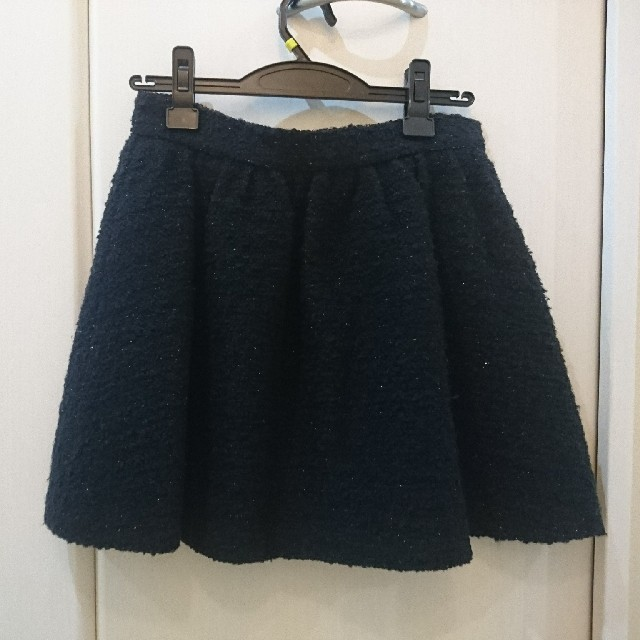 MERCURYDUO(マーキュリーデュオ)のマーキュリーデュオ ミニフレアスカート レディースのスカート(ミニスカート)の商品写真