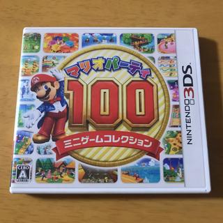 ニンテンドー3DS - 3DS マリオパーティ 100 ソフト