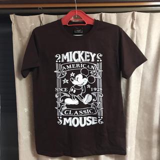 ディズニー(Disney)のディズニー ミッキーマウス アメリカンクラシック SINCE1928(Tシャツ(半袖/袖なし))