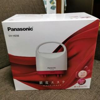 パナソニック(Panasonic)のPanasonic EH-HE98 頭皮エステ サロンタッチ(その他)