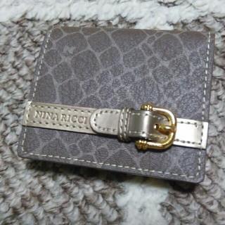 ニナリッチ(NINA RICCI)のニナリッチ 財布 小銭入れ 美品(財布)