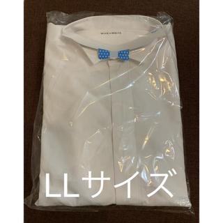 オリジナル(Original)の【LLサイズ】タキシード用シャツ:アールイズ提携のWITH A WHITE(シャツ)