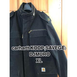 カーハート(carhartt)のcarhartt KODP(SAVEGE) DJMURO コートジャケット XL(ミリタリージャケット)