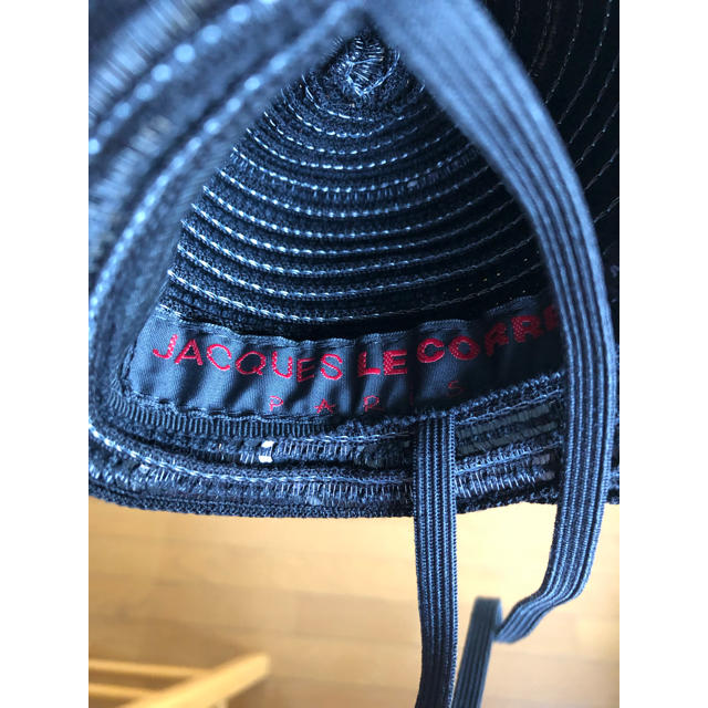 H.P.FRANCE(アッシュペーフランス)のJACQUES LE CORRE ジャックルコー ハット 帽子 ヘアアクセ ハンドメイドのアクセサリー(ヘアアクセサリー)の商品写真