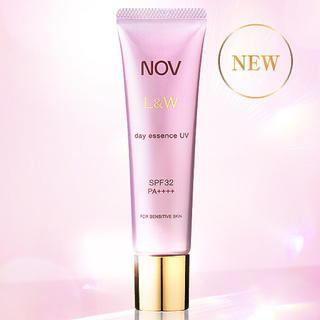 ノブ(NOV)のNOV 新品 美容液 デイエッセンスUV(美容液)