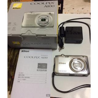 Nikon - Nikon COOLPIX  A100