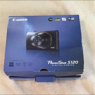 キヤノン(Canon)のCanon PowerShotS120(コンパクトデジタルカメラ)