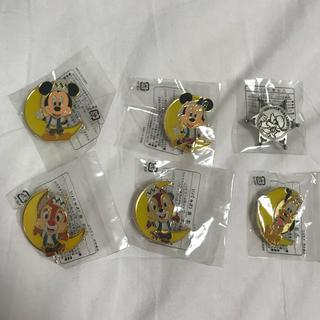 ディズニー(Disney)のディズニー ピンバッチ ディズニーランド ゲーム景品(バッジ/ピンバッジ)