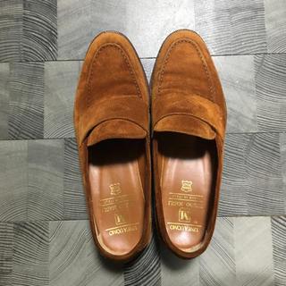 ブルーノマリ(BRUNOMAGLI)のブルーノマリ スウェードローファー。イタリア製(ローファー/革靴)