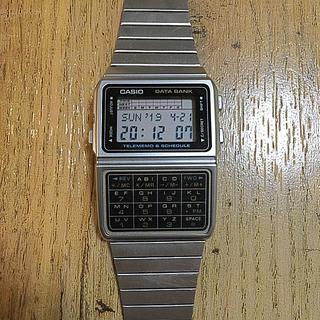 CASIO - CASIO DATABANK 腕時計