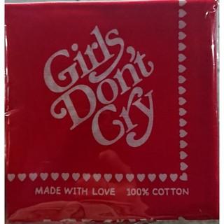 ジーディーシー(GDC)のGirls Don't Cry BANDANA(バンダナ/スカーフ)