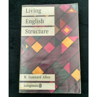 Living English Structure (TOEIC の準備)(洋書)