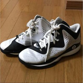 アディダス(adidas)のアディダス バスケ シューズ❣️27.5(バスケットボール)
