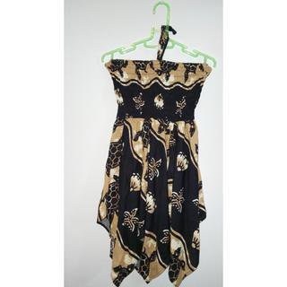 KIDS 女の子用 ワンピース サンドレス(ワンピース)