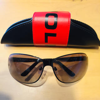 ポリス(POLICE)の正規品 POLICEサングラス 黒 S8223(サングラス/メガネ)