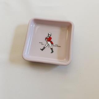 アッシュペーフランス(H.P.FRANCE)のvintage フランス ミルクガラス 灰皿(灰皿)