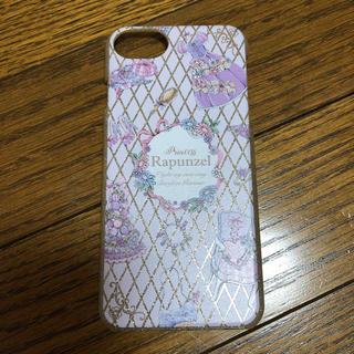 Disney - iPhoneケース ラプンツェル