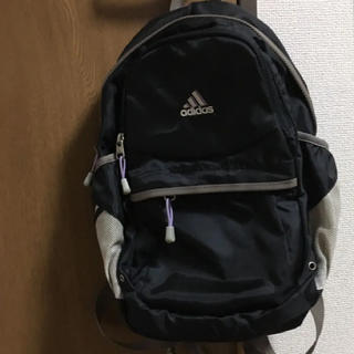 アディダス(adidas)のアディダス リュック ブラック(バッグパック/リュック)