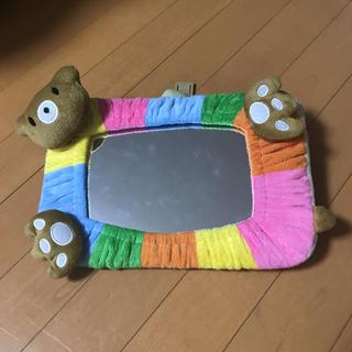 ニシマツヤ(西松屋)のチャイルドシート 鏡(その他)