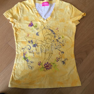 ディズニー(Disney)のTDL ティンカーベル Tシャツ(Tシャツ(半袖/袖なし))