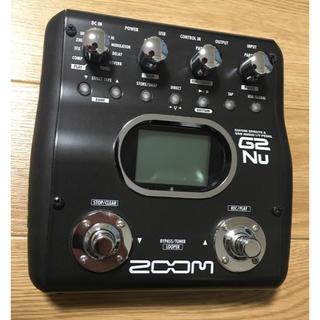 ズーム(Zoom)の専用 ZOOMマルチエフェクターG2Nu(エフェクター)