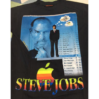 アップル(Apple)のsteve jobs marino morwood(Tシャツ/カットソー(半袖/袖なし))