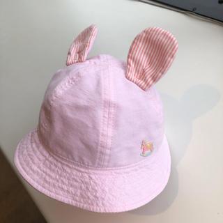 アフタヌーンティー(AfternoonTea)のアフタヌーンティー   赤ちゃん 帽子  46㎝(帽子)