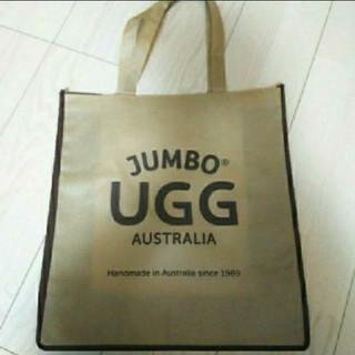 アグ(UGG)のオーストラリア限定!UGGのショップ袋(ショップ袋)