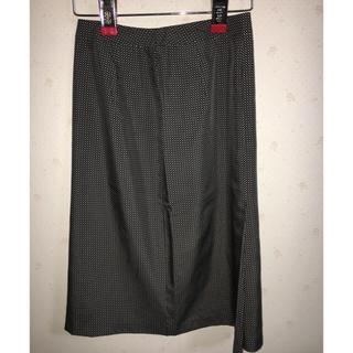 ニジュウサンク(23区)のひざ丈スカート ドット柄(ひざ丈スカート)