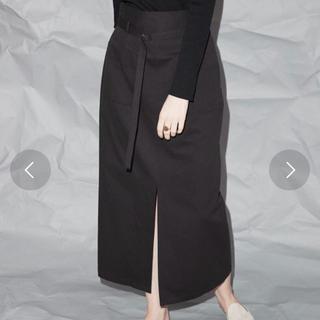 トゥデイフル(TODAYFUL)の新品 maison special リネンタイトマキシスカート(ロングスカート)