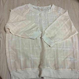 ジーユー(GU)のguトップス(シャツ/ブラウス(半袖/袖なし))
