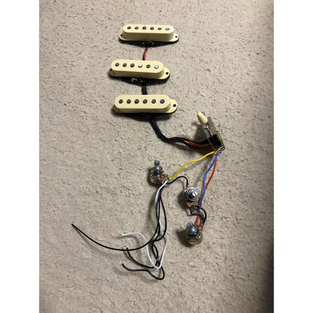 Fender(フェンダー)のスクワイヤー クラシックヴァイブ 50S ピックアップセレクターポット 楽器のギター(エレキギター)の商品写真