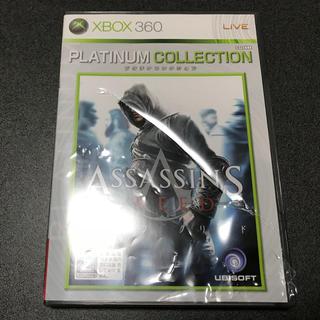 エックスボックス360(Xbox360)のASSASSIN'S CREED(家庭用ゲームソフト)