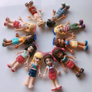 レゴ(Lego)のLEGO friends  レゴフレンズ 人形(積み木/ブロック)