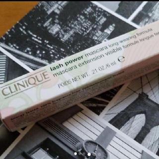 クリニーク(CLINIQUE)の新品✨クリニークラッシュパワーマスカラ(マスカラ)