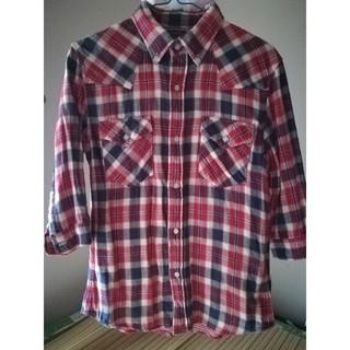 エドウィン(EDWIN)のチェックシャツ(シャツ/ブラウス(長袖/七分))