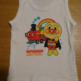 アンパンマン(アンパンマン)の2枚組アンパンマン☆ノースリーブシャツ80(肌着/下着)