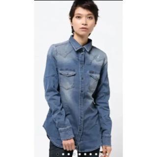 ディーゼル(DIESEL)の美品❗️ディーゼル joggデニムシャツ ジャケット(Gジャン/デニムジャケット)