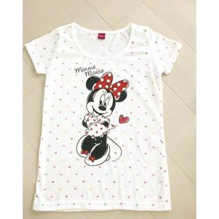 ディズニー(Disney)の新品  Disney ミニーマウス Tシャツ(Tシャツ(半袖/袖なし))