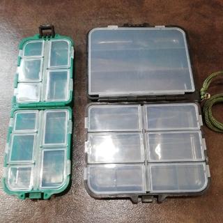 ダイワ(DAIWA)のライトゲーム ワーム&フックケース(ルアー用品)