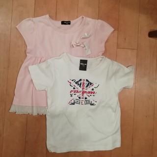 コムサイズム(COMME CA ISM)のコムサイズム Tシャツ2枚セット(Tシャツ/カットソー)
