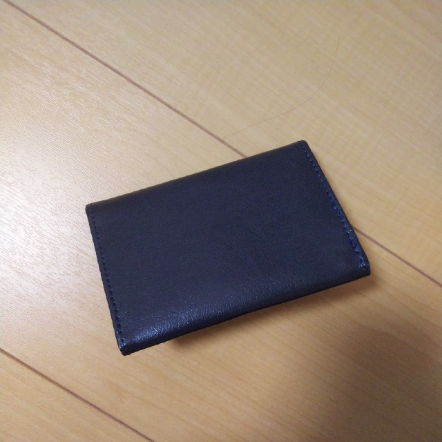 北里大学 卒業記念粗品 カードケース 名刺入れ 新品未使用 レディースのファッション小物(名刺入れ/定期入れ)の商品写真
