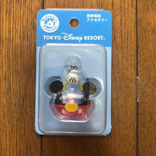 ディズニー(Disney)のディズニー 携帯電話アクセサリー(ストラップ/イヤホンジャック)
