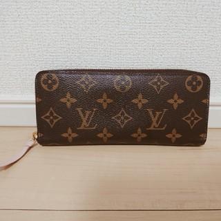 ルイヴィトン(LOUIS VUITTON)の美品!ルイ・ヴィトン モノグラム 長財布(財布)