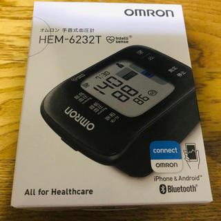 オムロン(OMRON)の◆新品未使用◆オムロン手首式血圧計◆HEM-6232T◆(その他)