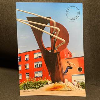 エレメント(ELEMENT)のELEMENT FLAT EARTH 2019.春号 冊子 スケートボード (スケートボード)