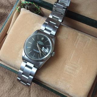 ロレックス(ROLEX)の『ROLEX OYSTER PERPETUAL DATEJUST』(腕時計(アナログ))