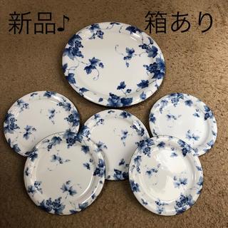 タチキチ(たち吉)の【新品】たち吉 大皿&小皿セット(食器)