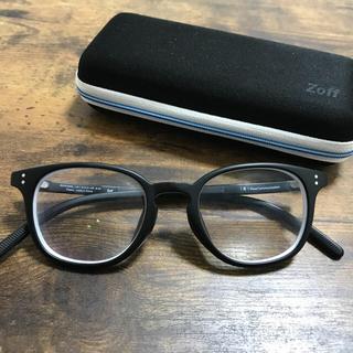 ゾフ(Zoff)のZoff VC Visual Communication bedwin 眼鏡 黒(サングラス/メガネ)